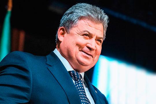 Совладельцем «Квинта-Петролеум», которое вапреле того года подало заявление обанкротстве, являетсяЭдуард Емельянов—сын главы ЕлабугиГеннадия Емельянова (на фото)