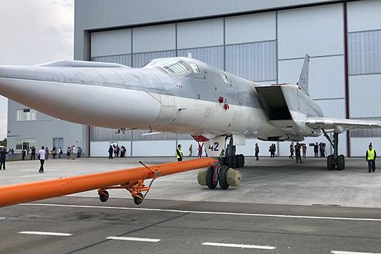Ту-22М3М— непросто глубокая модернизация бомбардировщика Ту-22М3, а, как заявлено, посути, новый самолет