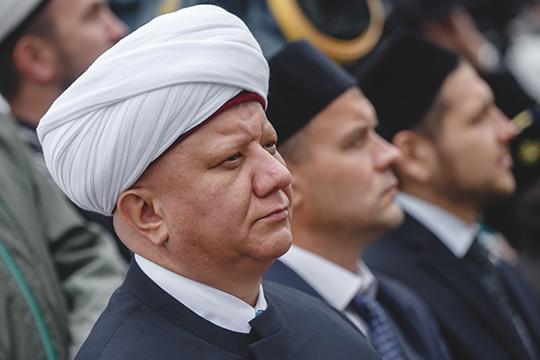 Землю в «новой Москве»— аеемусульманам под мечеть вглавном городе страны дали впервые за20 лет— получилоДуховное собрание мусульман России, муфтием которого являетсяАльбир Крганов
