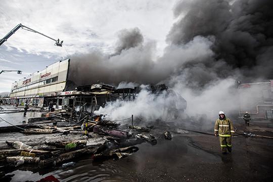 Пословам адвоката, выполнение работ поустановке автоматической системы пожаротушения навсей площади торгового комплекса нерешалобы существующую проблему