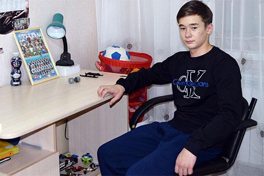 Юному спортсмену нужна помощь