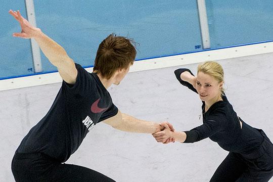 Евгения Тарасова:«Ситуация снепостоянным тренером нам никак неподходила. Тренер нам нужен день иночь»