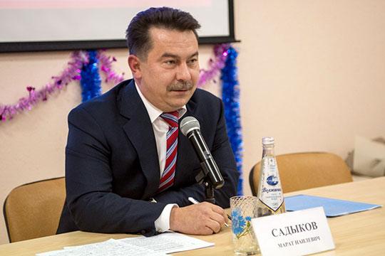 Накануне министр здравоохранения РТ Марат Садыков в детской поликлинике «Азино» на пресс-конференции подвел итоги уходящего года