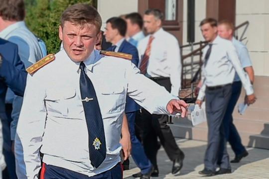 Александр Бастрыкинпредлагал Николаеву должность руководителя Главного следственного управления поМоскве, но тот, поговаривают, не прочь остаться в Казани