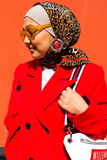 Лилия Альраваш: «Замусульманской модой будущее–мызаселяем планету»