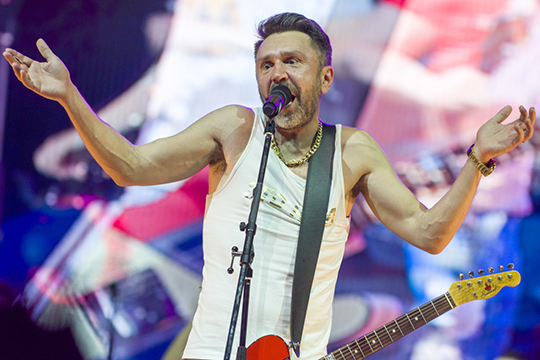 Нерешенная пока проблема— концерт главной рок-группы страны «Ленинград», который должен был пройти на«Казань Арене» 25июня