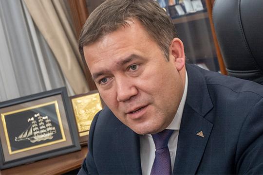 Ренат Мистахов, СК«АкБарс»: «Подковерные игры разваливают нашу промышленность»