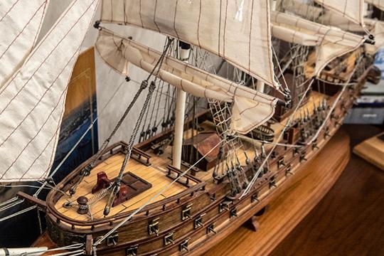 «ЗПКБ— изюминка республики: ниводном изсоседних субъектов нет бюро, котороебы проектировало корабли. Апосложности изготовления они идут закосмосом иавиацией»