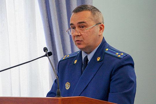 Как отметил Даминов, упрокуратуры вызывает серьезные опасения тема членовредительства среди осужденных.