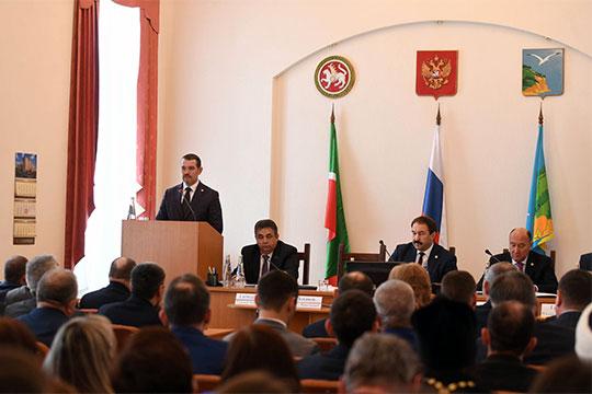 Павел Лоханов: «Властями республики принято решение направить на новый участок работы. Я как кадровый аппаратчик других вариантов, кроме как принять предложение руководства республики, для себя не рассматриваю»