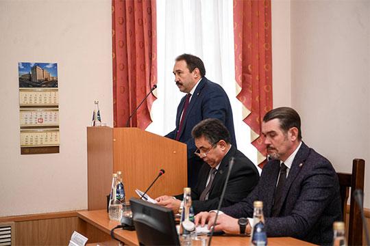 Алексей Песошин: «Яуверен водном, что опыт, который был наработан поКамско-Устьинскомурайону, будет востребован инареспубликанском уровне»