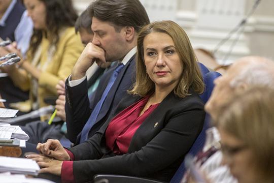 Нынешний министр неизтех чиновников, которые привыкли ровно сидеть наместе