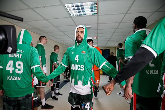 УНИКС– вплей-офф Кубка Европы