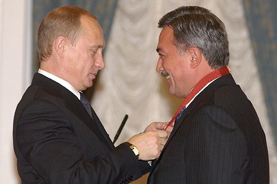 Как Исхаков возражал Путину, покупал землю в королевстве и заставил опешить Папу Римского