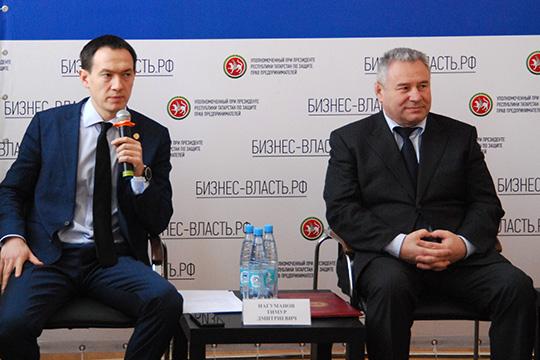 Тимур Нагуманов похвалил бизнесменов Высокогорского района за лидерство в бизнес-рейтинге среди районов РТ в 2017 году, однако не забыл напомнить о 10-м месте в 2018-м