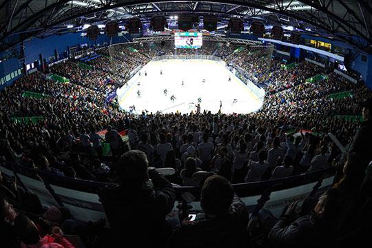 Билеты на лучшие места на матчи против ЦСКА и «Металлурга» можно стоит от 900 до 1200 рублей