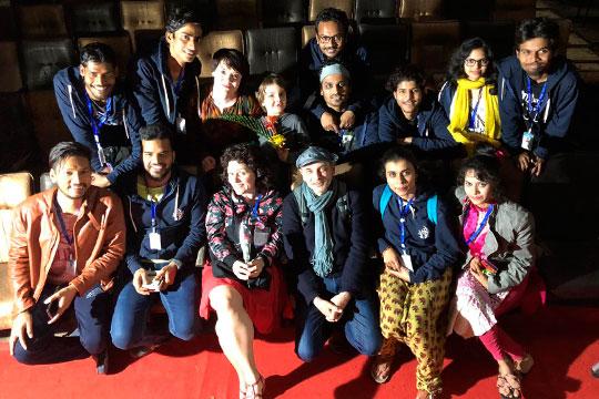 «Пришлый» в Варанаси: как встретили татарский театр в священном городе для индусов?