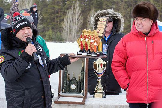 Салават Фатхетдинов: «Трековые гонки умирают, идут кфинишу»