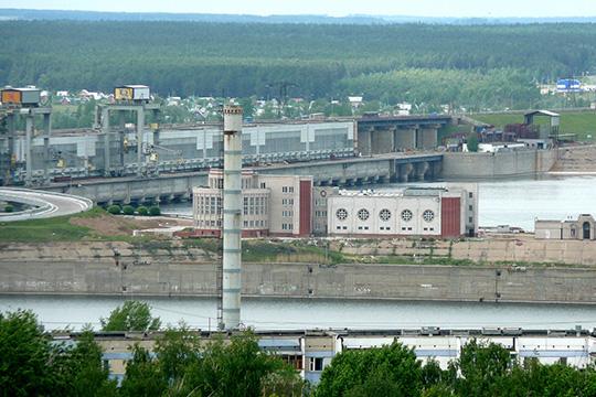 Челнинская ДИАСопубликовала заказ наизготовление иустановку стелы НижнекамскойГЭС.