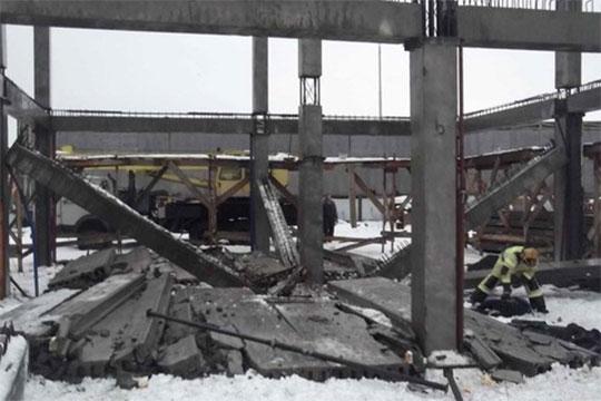 В декабре 2017 года при строительстве административного здания на Вахитовском кольце в Набережных Челнах, в нескольких метрах от автомойки «Штаб» произошло ЧП — погибли двое рабочих, которых придавило бетонной плитой