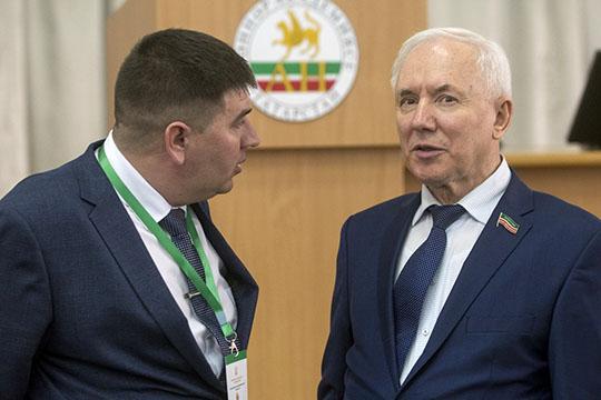 Ринат Закировпрохладный интерес кСтратегии татарских предпринимателей объяснил просто