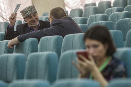 Обновленный (уже вчетвертый раз) эскиз Стратегии развития татарского народа презентовали вчера наVIIIвсероссийском сходе предпринимателей татарскихсел