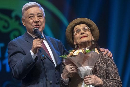 Накануне в театре им. Камала в 9-й раз вручали премию «Тантана»