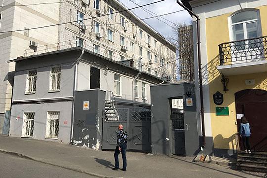 Администрация Вахитовского и Приволжского районов по многочисленным обращениям родителей провели комиссионное обследование спорного здания УФСИН по РТ