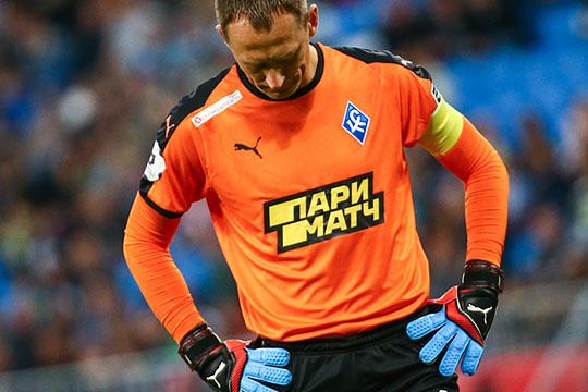 Рыжиков обыграл «Рубин», нонерадовался голу, апосле матча поехал вКазань
