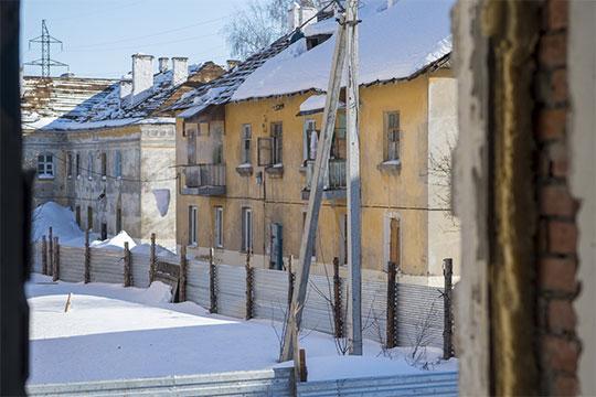 Масштабная программа по расселению аварийного жилья стартовала в 1/3 всех зеленодольских зданий в старой части города