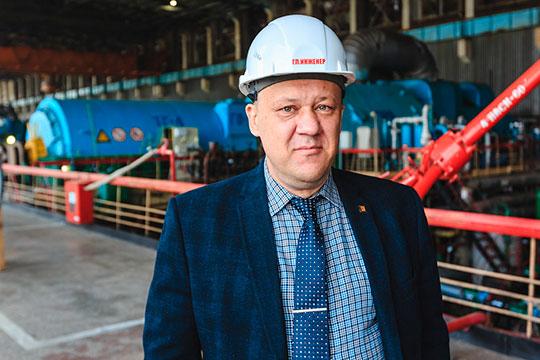 Главный инженер ГРЭС Андрей Юдин: «У нас самый серьезный проект модернизации, привлечены самые передовые технологии в мире»