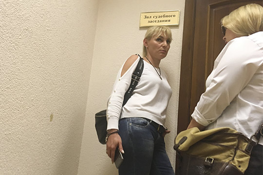 НатальяФарукшина:«Ясейчас небуду ничего комментировать, поскольку позиция пока несогласована смоим доверителем»