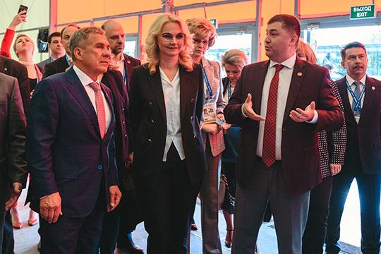 Вице-премьер Голикова и президент Минниханов проинспектировали мероприятие и вынесли вердикт — Казань к приему мирового чемпионата готова