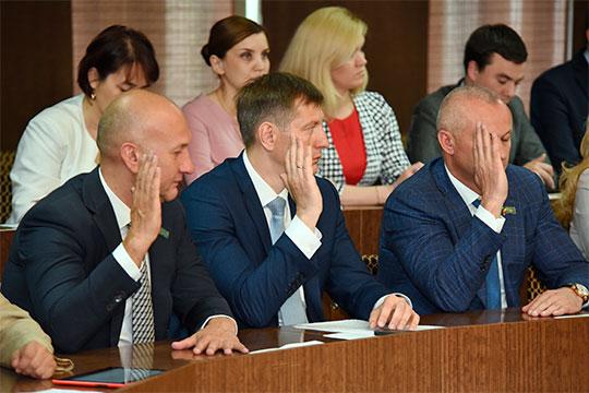 Почти единогласно проголосовали сегодня челнинские депутаты за переименование части улицы Промышленной в промзоне автограда в улицу Корпорация Хайер