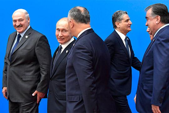 «МыизНазарбаева еще очень много сможем выжать»: как вНур-Султане отметили юбилей ЕАЭС