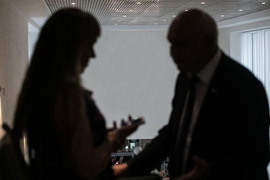 На северном берегу Женевского озера, в швейцарском городке Монтрё завершается 67-е ежегодное заседание Бильдербергского клуба