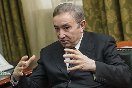 Ринат Абдуллин рассказал, что официального документа отГЖФ озакрытии счета банк неполучал