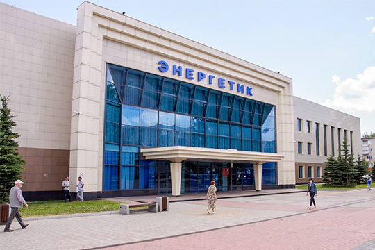 Натрехэтажное зданиеплощадью 9тыс.кв.м. республиканский бюджет выделяет 400млн рублей, изкоторых первым траншем уже прошло 100 миллионов