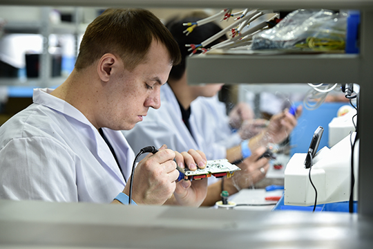Конкурентный рынок светотехники России консолидируется под давлением китайцев