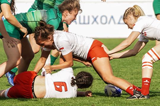 Женское регби вКазани: деньги отФАС, бывшие легкоатлетки идискриминация