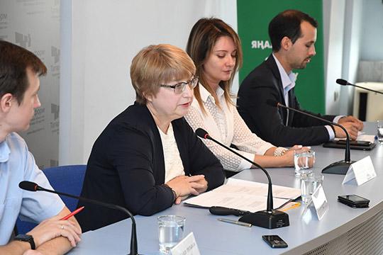 Уже сегодня исполком Казани опубликует в своем сборнике документов доработанный проект генплана города, рассказала Ирина Дябилкина
