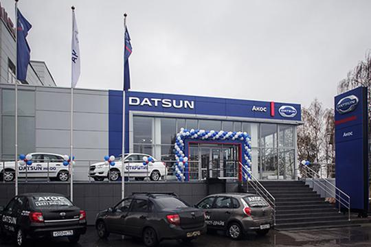 Предметом сделки «Экотехсервиса» сМЗИО стали здания иучастки попроспекту Победы, 214, где располагался самый крупный салон попродаже автомобилей Nissan иDatsun