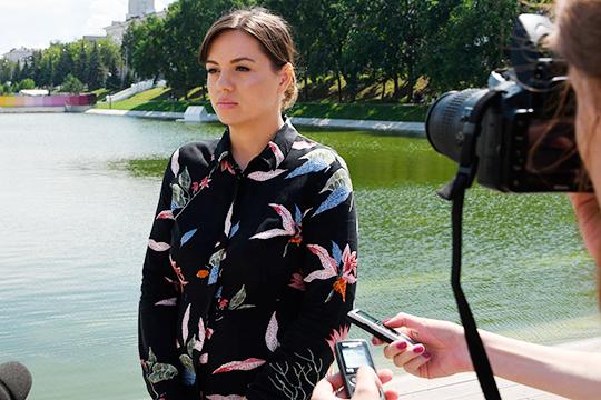 Алсу Саетоваможет стать руководителем интернет-портала «Площадь свободы»