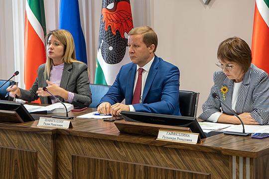 Период действия нового генплана будет продлен до 2040 года, заявила на пресс-конференции замначальника управления архитектуры и градостроительства Анастасия Латыпова