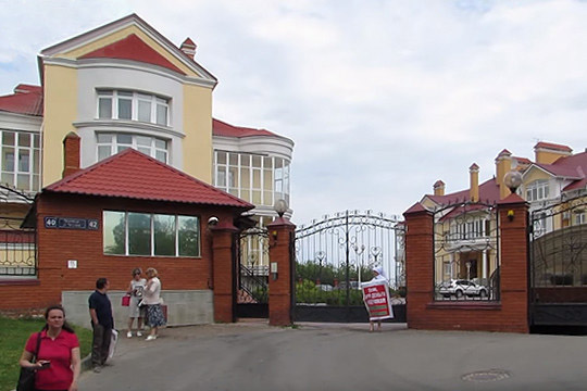 АСВ особенно не нравится, что при порядке, который предлагает Лидия Мусина, в собственности ее супруга-банкрота остается квартира площадью 520 кв. м в элитном доме на ул. Тельмана в центре Казани