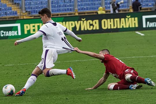 Аналитика Черепанова: «Рубин» непоказывает атакующего стиля, который заявлял Шаронов»