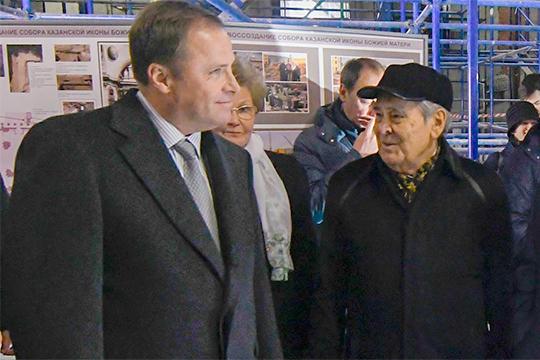 Игорь Комаров сегодня во второй половине дня прибывает в Татарстан, чтобы вместе с Минтимером Шаймиевым осмотреть туристическую инфраструктуру Болгара