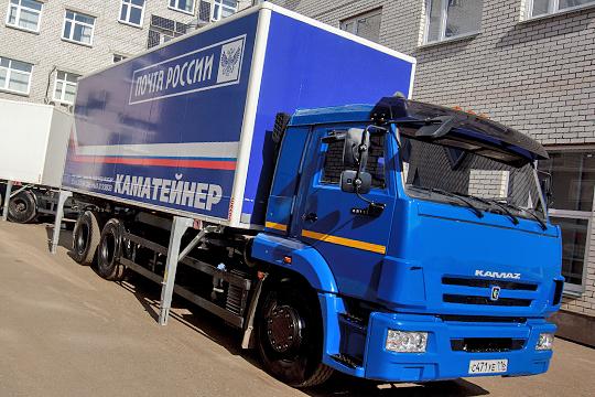 Почтальона подвели автопокрышки: что УБЭП иСКраскопали в«Татарстан Почтасы»?