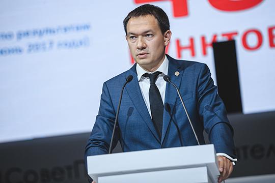 Начинал составлять рейтинги деловой активности районов Татарстана еще прежний бизнес-омбудсмен Тимур Нагуманов, отчего рейтинг получил неформальное название — «индекс Нагуманова»