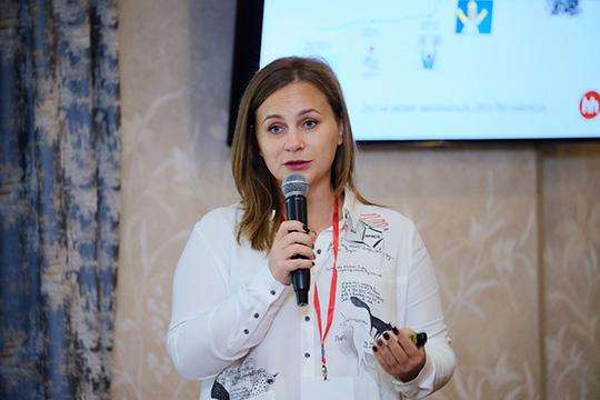 Хедлайнером события выступила директор поорганизационному развитию HeadHunterМарина Львова. Вэтом году она стала лучшим директором поорганизационному развитию вотрасли «Онлайн-платформы» врейтинге «ТОП-1000 менеджеров России»
